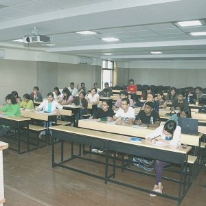 NLSIU-Smart Classrooms