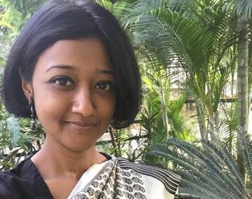 Sanyukta Chowdhury, NLSIU